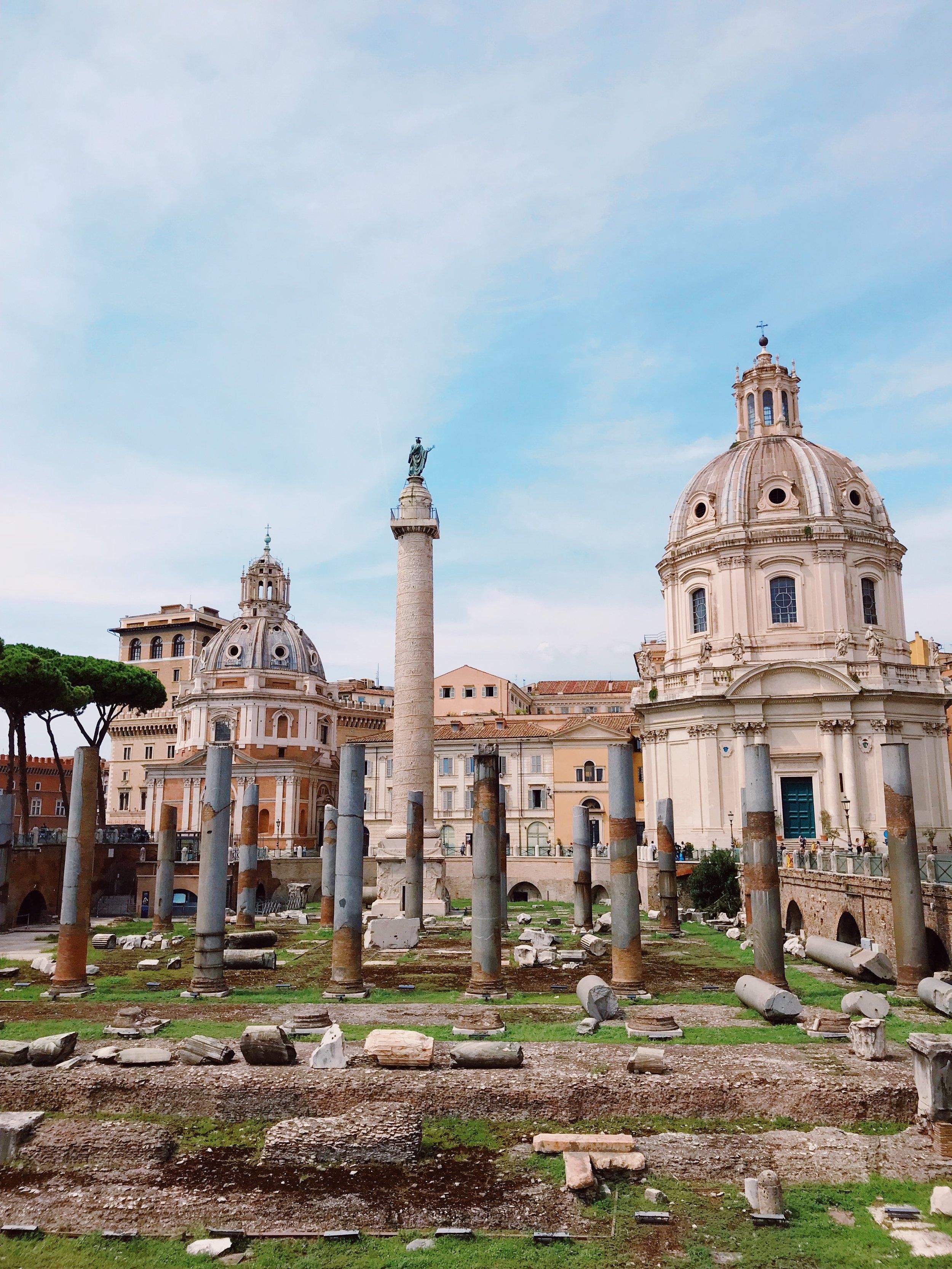 Rome, Italy - 8 / 23 / 18