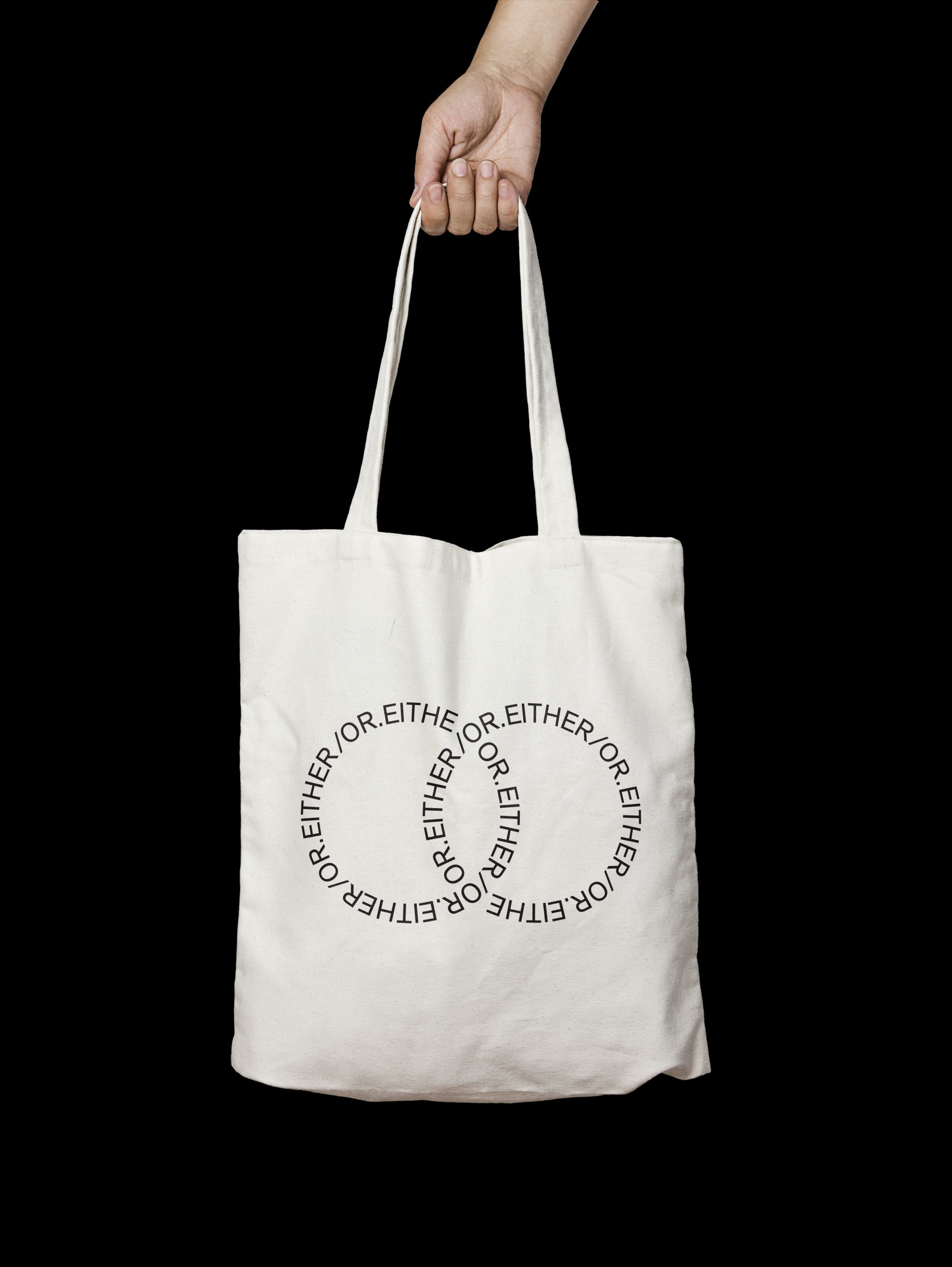 EITHER/OR : APPLICATION 5 : TOTES