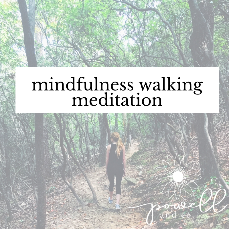 Mindfulness Walking Meditation