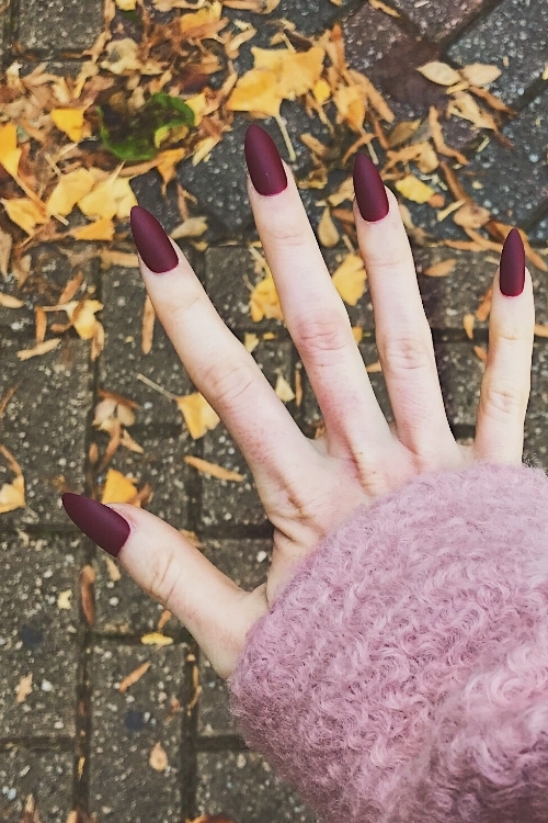 the easiest diy manicure