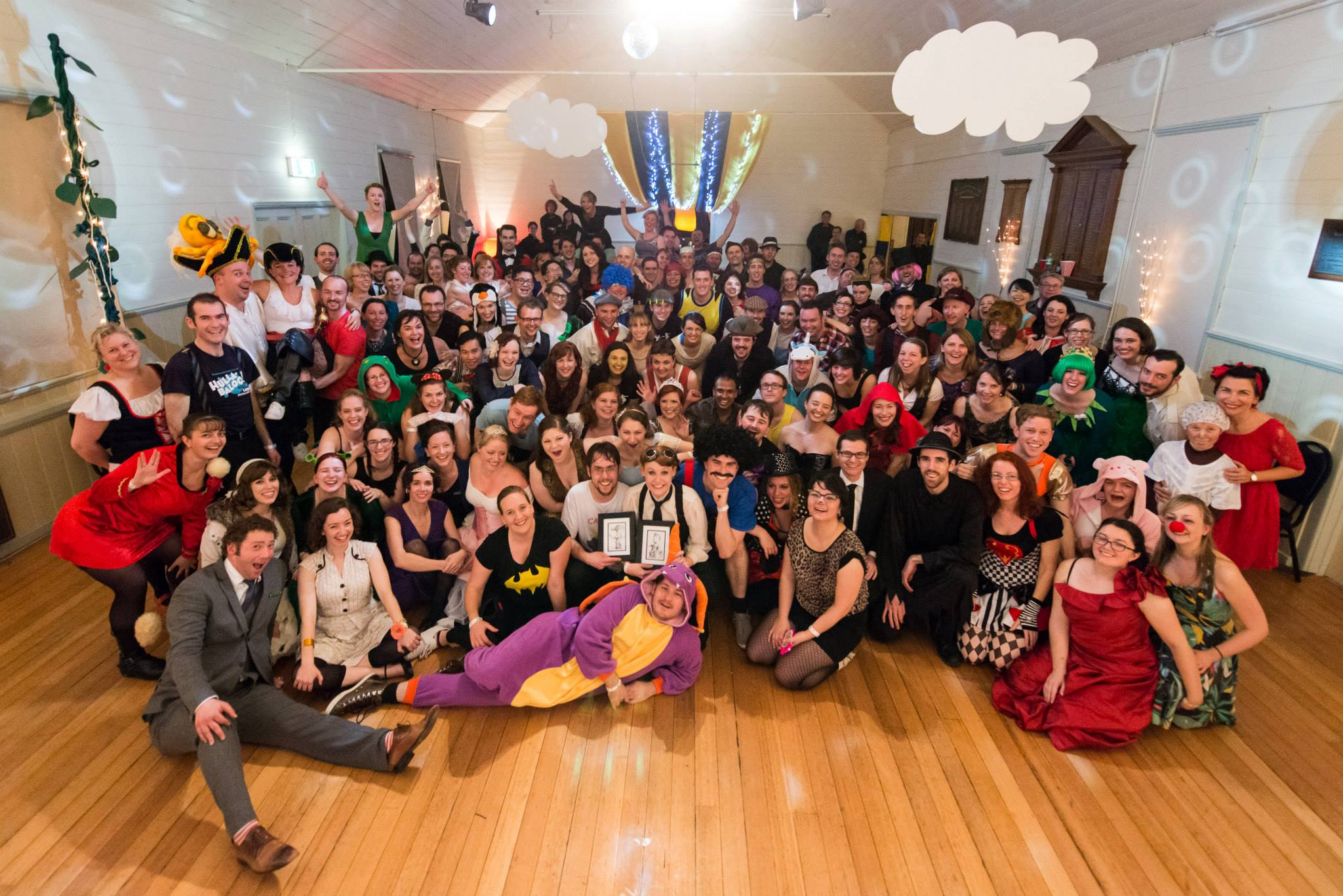 Fun times at Hobart's lindy hop event - Devil City Swing