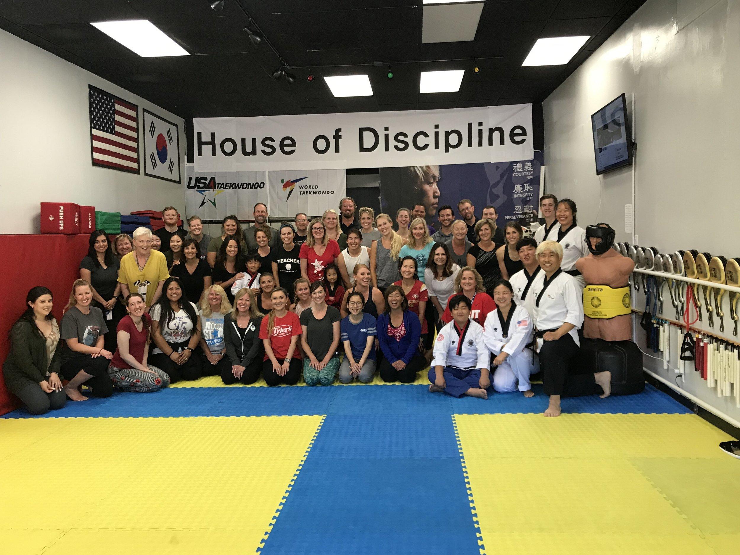 Plaza Vista School TEACHERS Workshop 2019 July