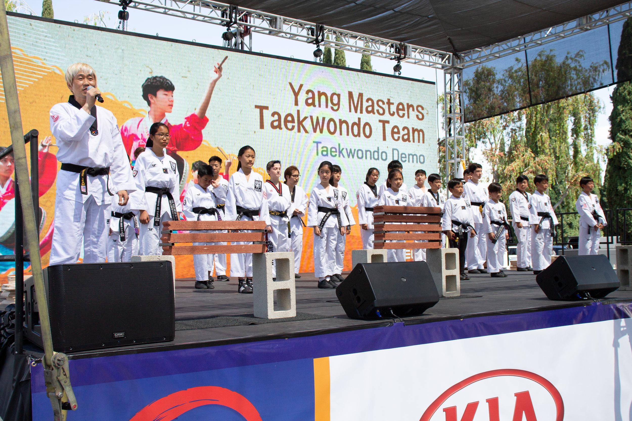 2019 Irvine Korean American Festival DEMO