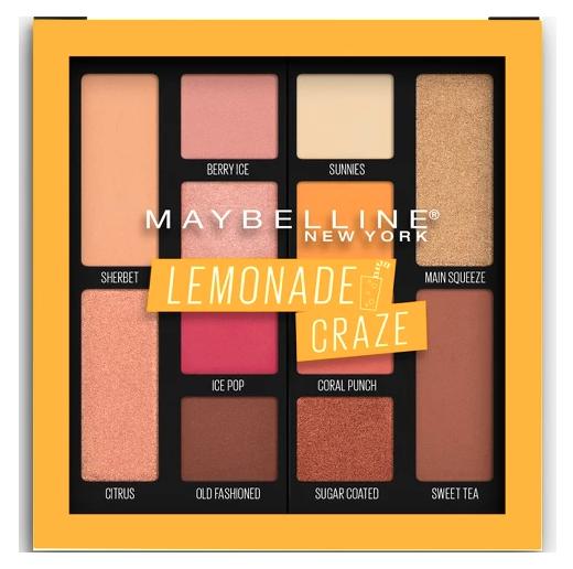 Maybelline Lemonade Palette 100 Lemonade Craze