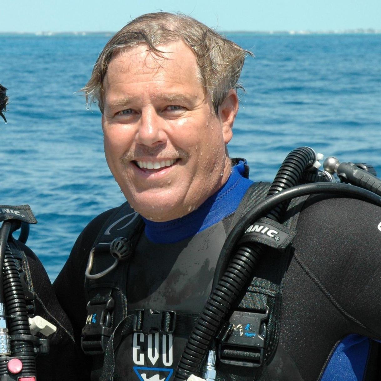 Bill Todd - Underwater Training