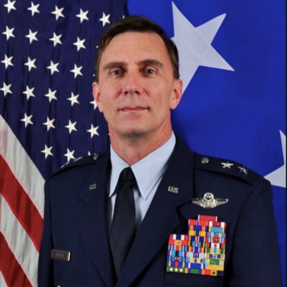 Maj. Gen. Ken Wisian - University Relations