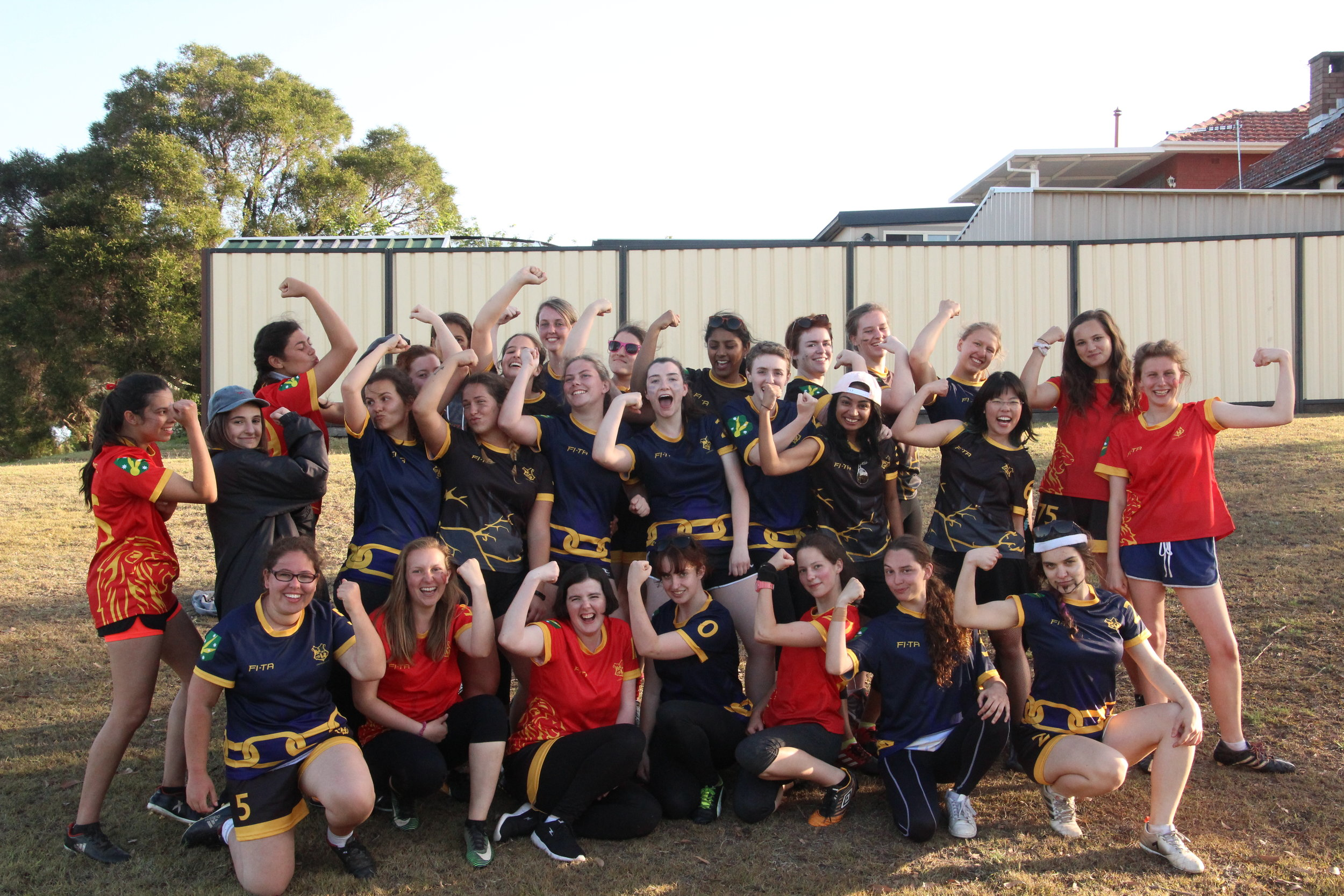 Ajantha Abey Quidditch Photography