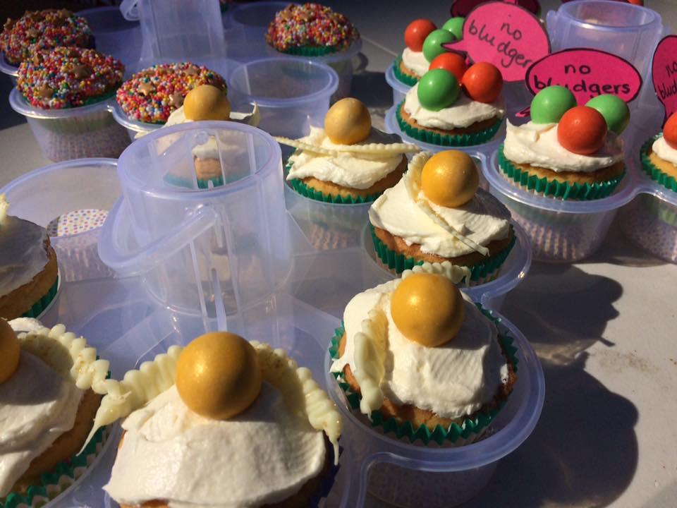 HP Bake Sale -