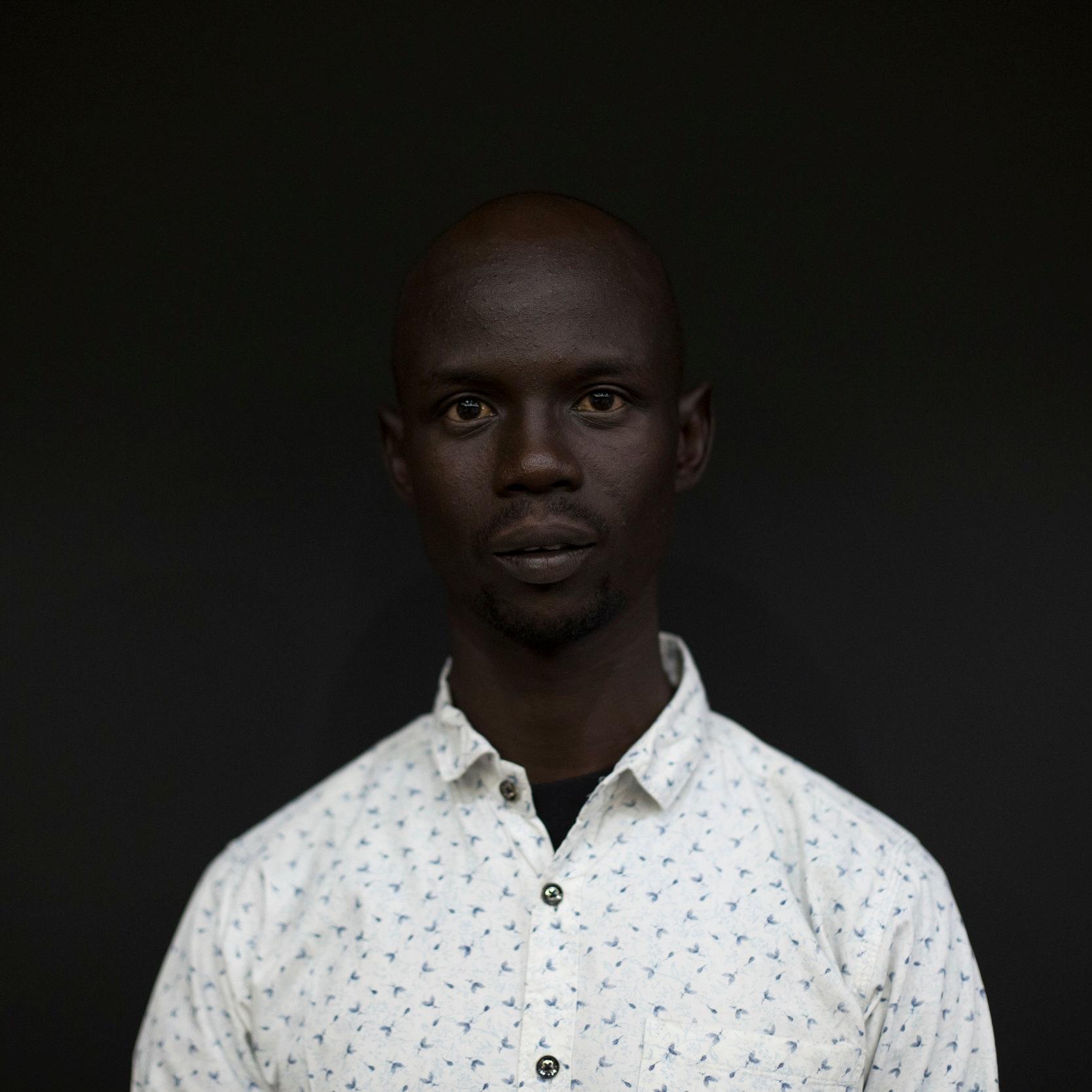BULLEN CHOL MAYAK Juba, South Sudan @EverydayAfrica  bullenchol.com   @bullen_chol