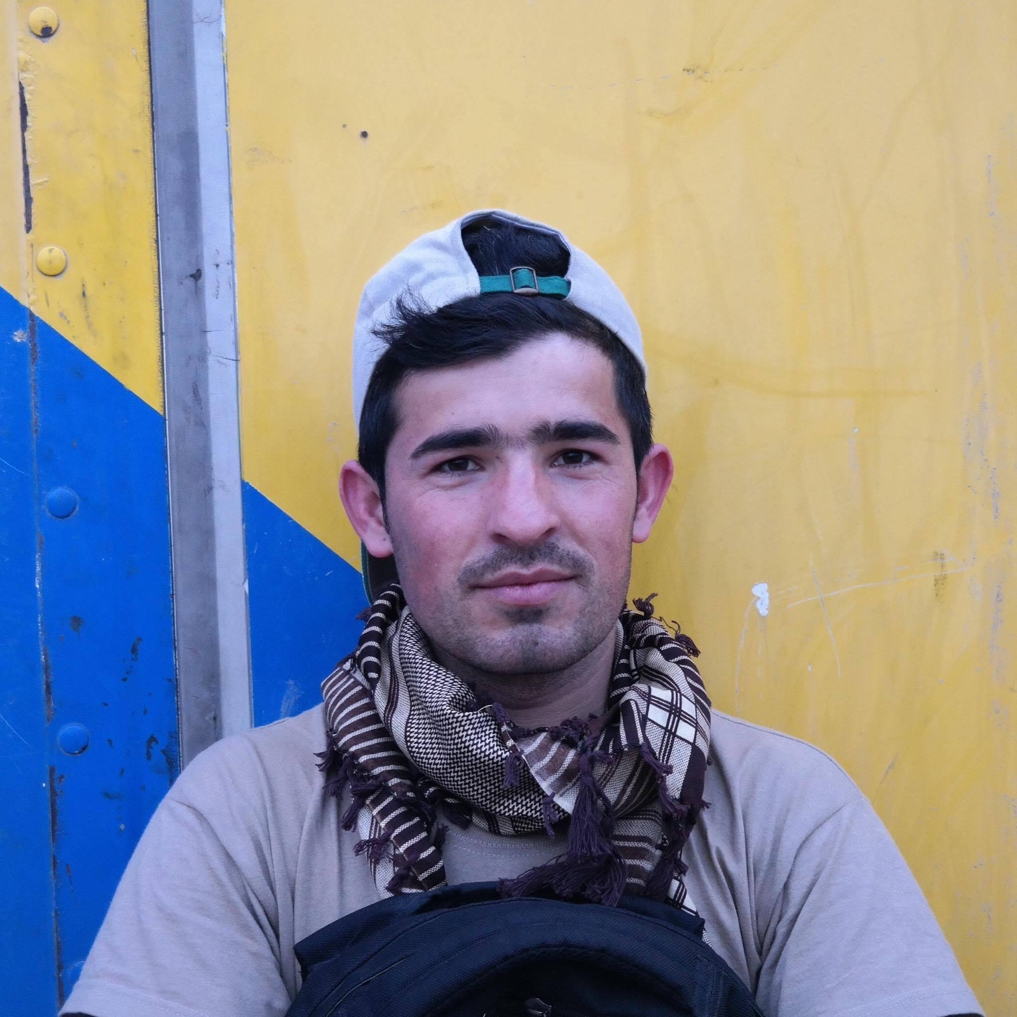 SHAYAN HAKIMZADA Kabul, Afghanistan  @EverydayAfg  @shayanhakimzada