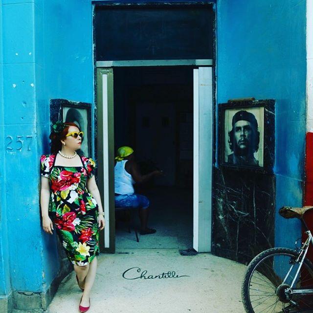 Hola Che. Cuba te extraño 💜