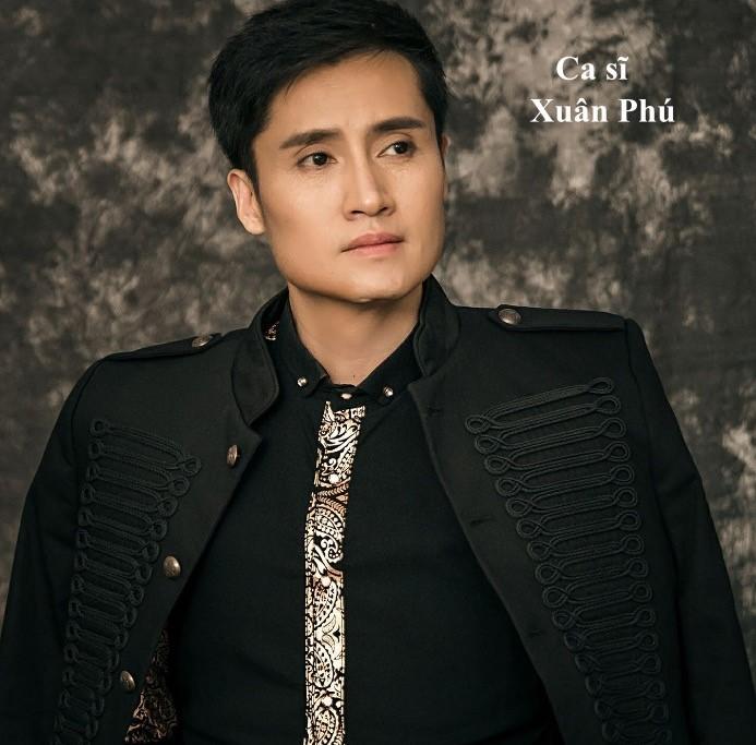 Ca sĩ Xuân Phú