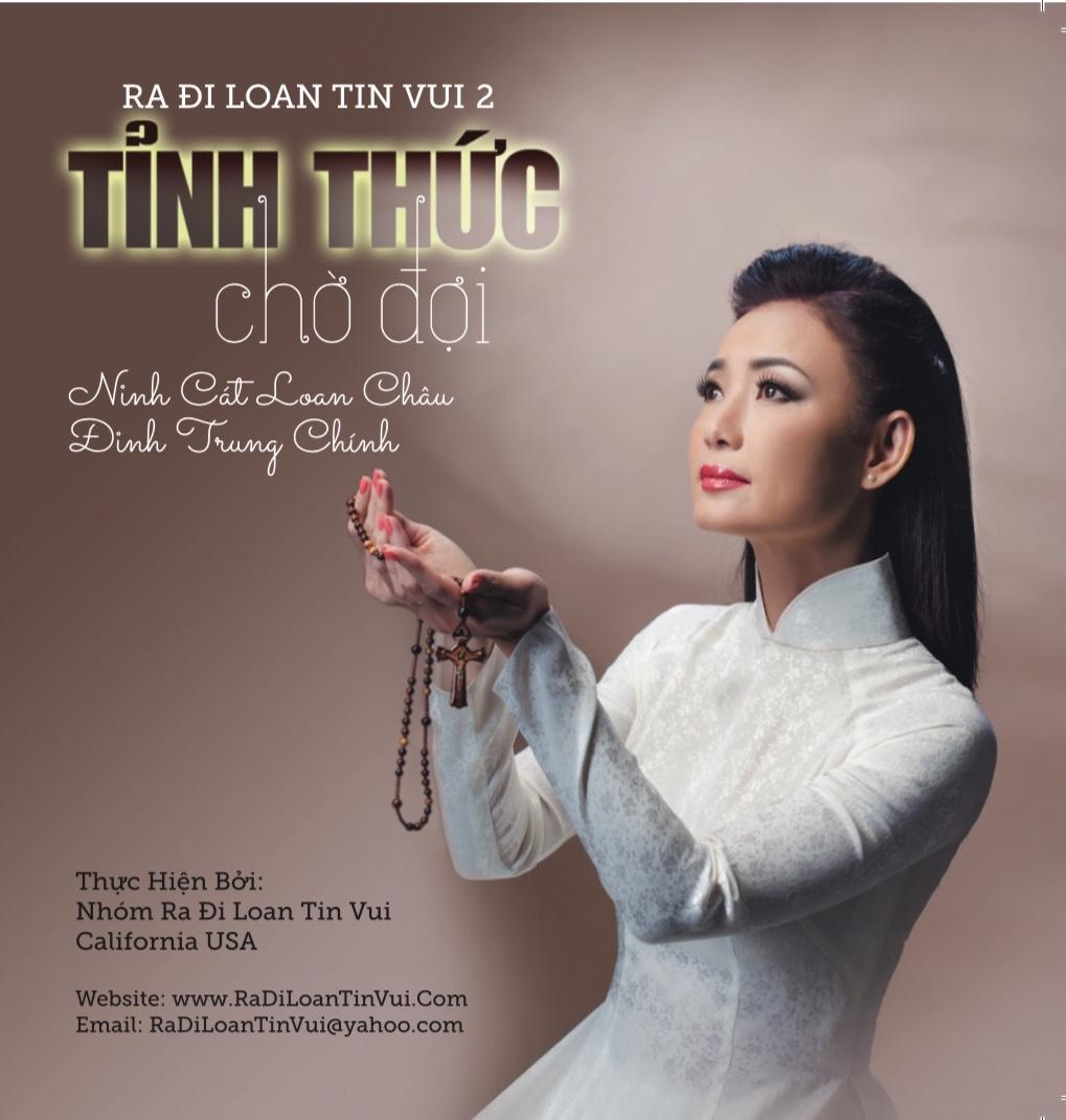 Ca sĩ Ninh Cát Loan Châu