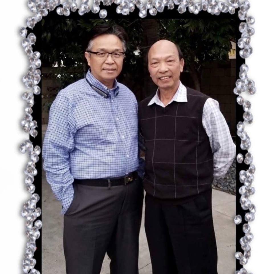 Nhạc Sĩ Đinh Trung Chính và Đồng Thanh Văn