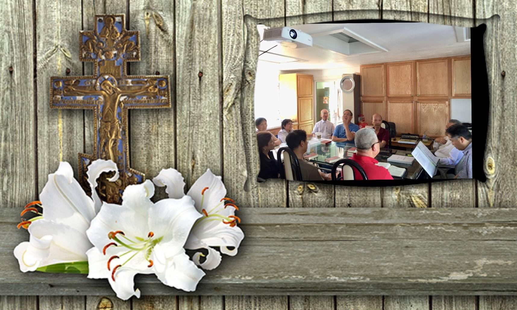 Nhóm RA ĐI LOAN TIN VUI California, USA Chia sẻ Kinh Thánh