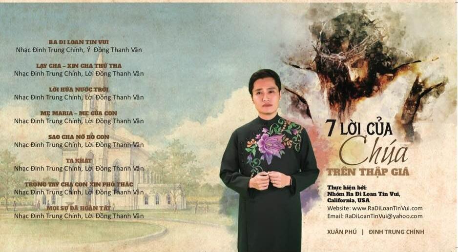 - Nhạc Sĩ Đinh Trung Chính - Ca sĩ Xuân Phú.CD 4, Chủ đề ,