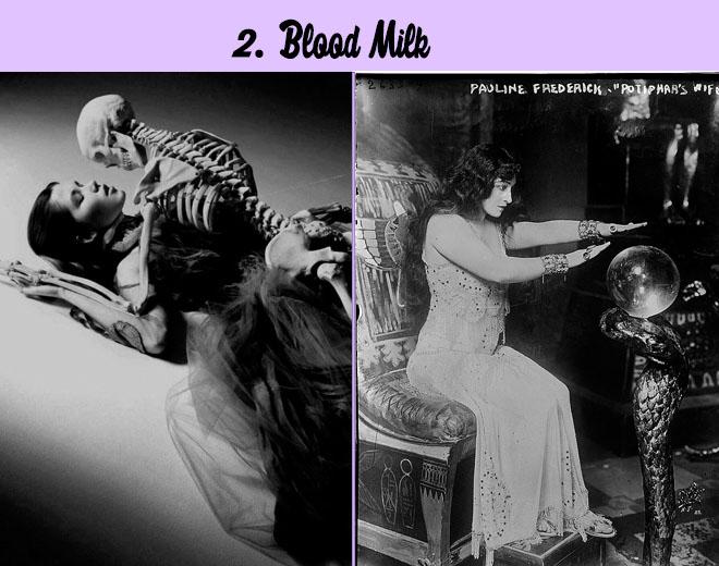 Blood Milk