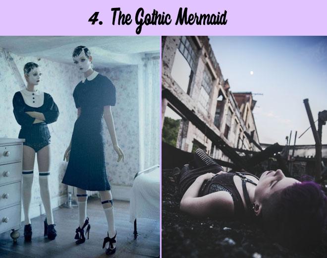 The Gothic Mermaid