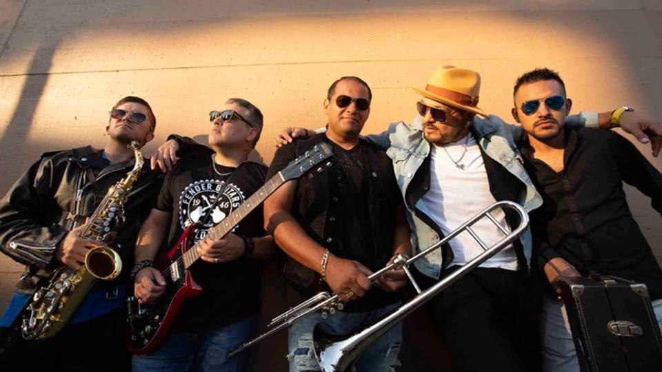 2:15 - 3:15Tren Al Sur - Latin Rock -