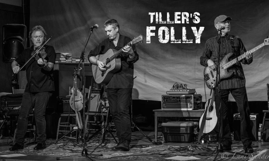 5:30 - 7:00Tiller's Folly/Way Cool Band -