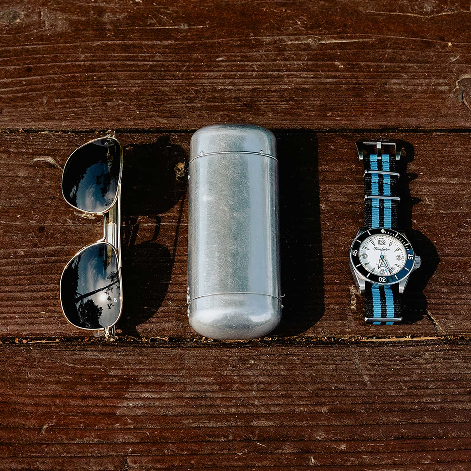 Military dive watch for man