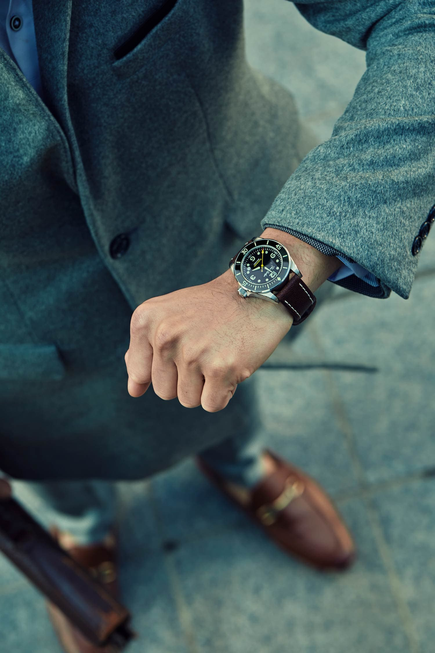 Affordable dive watch for man