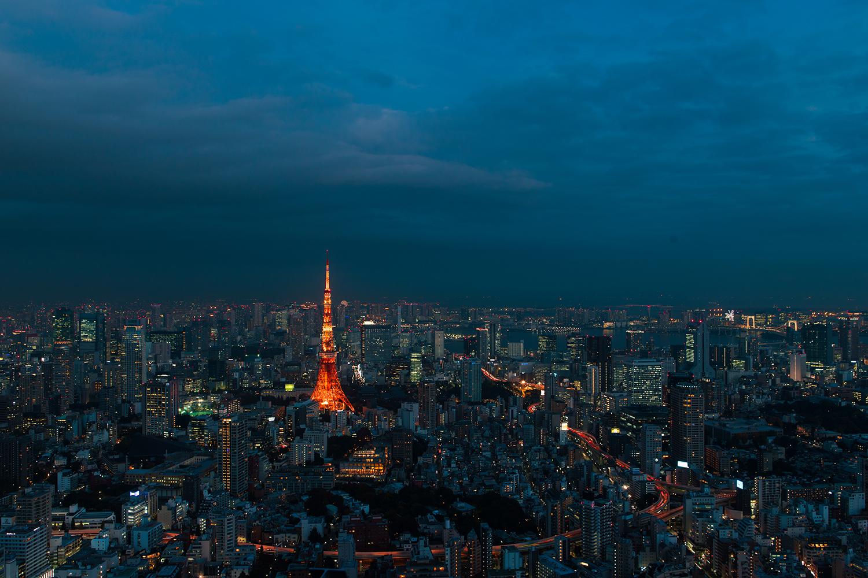 Tokyo blue | Tokyo, Japan