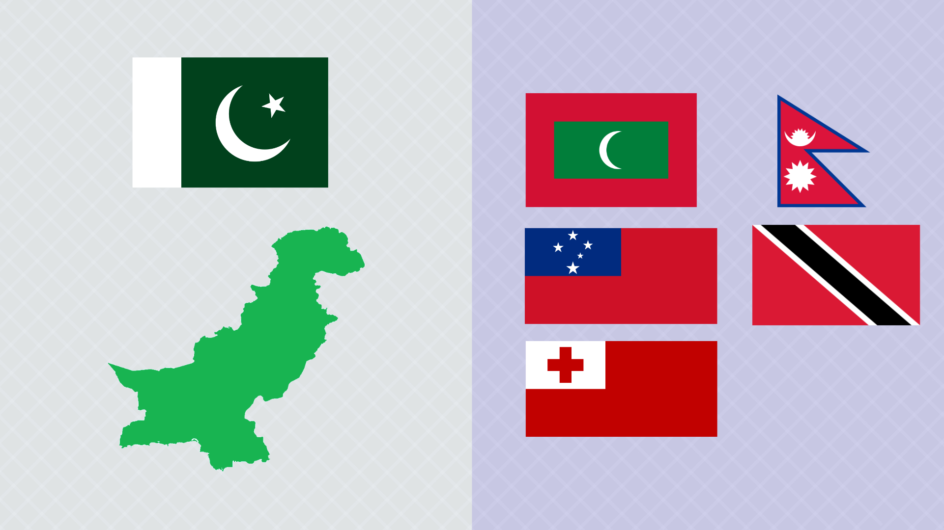 Visa free to travel to Pakistan for these 5 countries.