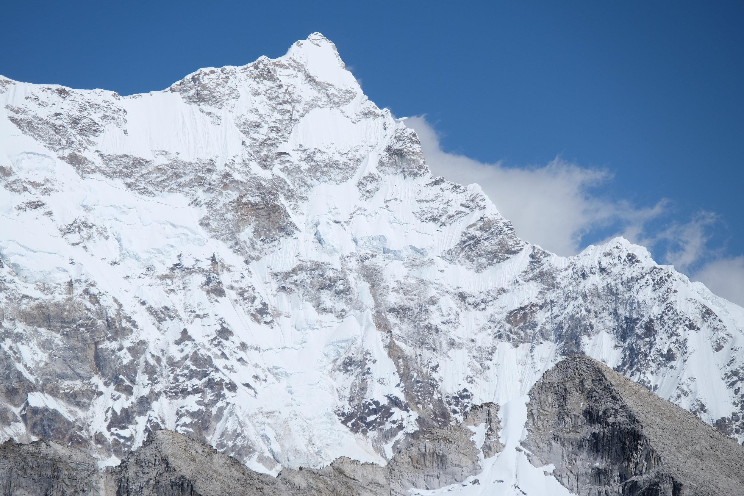 Gangkhar Puensum: the highest unclimbed mountain in the world. Photo: Gradythebadger/Wikipedia