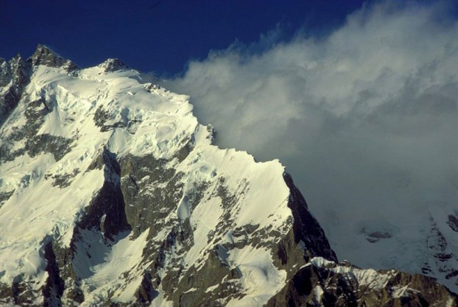 Muchu Chhish: the highest legally unclimbed mountain in the world. Photo: Adventure Travel Magazine