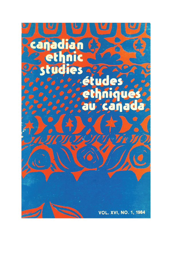 """Hindus in Alberta: A Study in Religious Continuity and Change"" - in Canadian Ethnic Studies.With Harold G. Coward and Ronald Neufeldt."