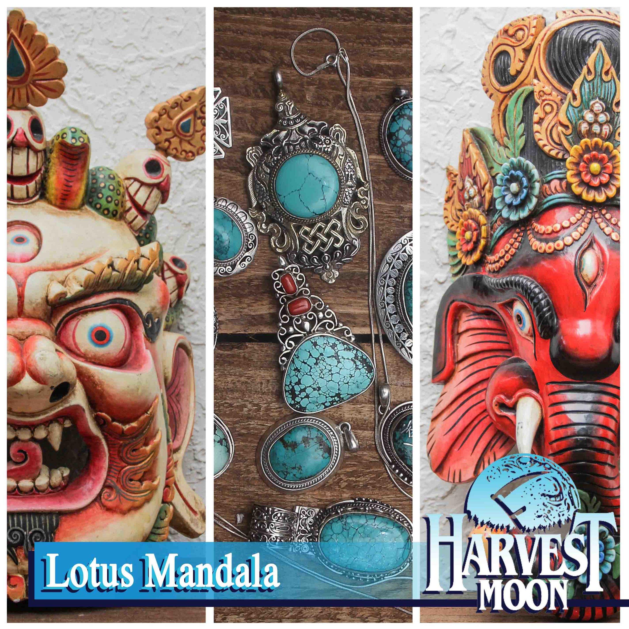 Lotus Mandala Dallas, TX
