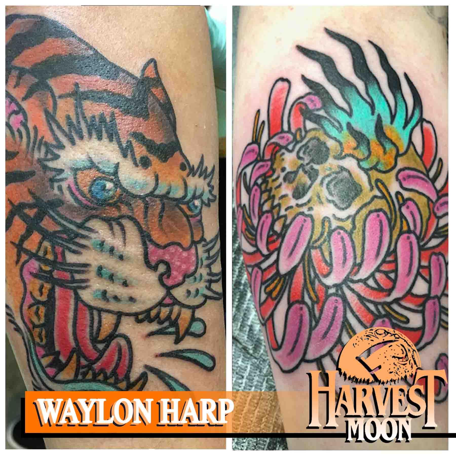 Lone Star Tattoo Dallas, TX