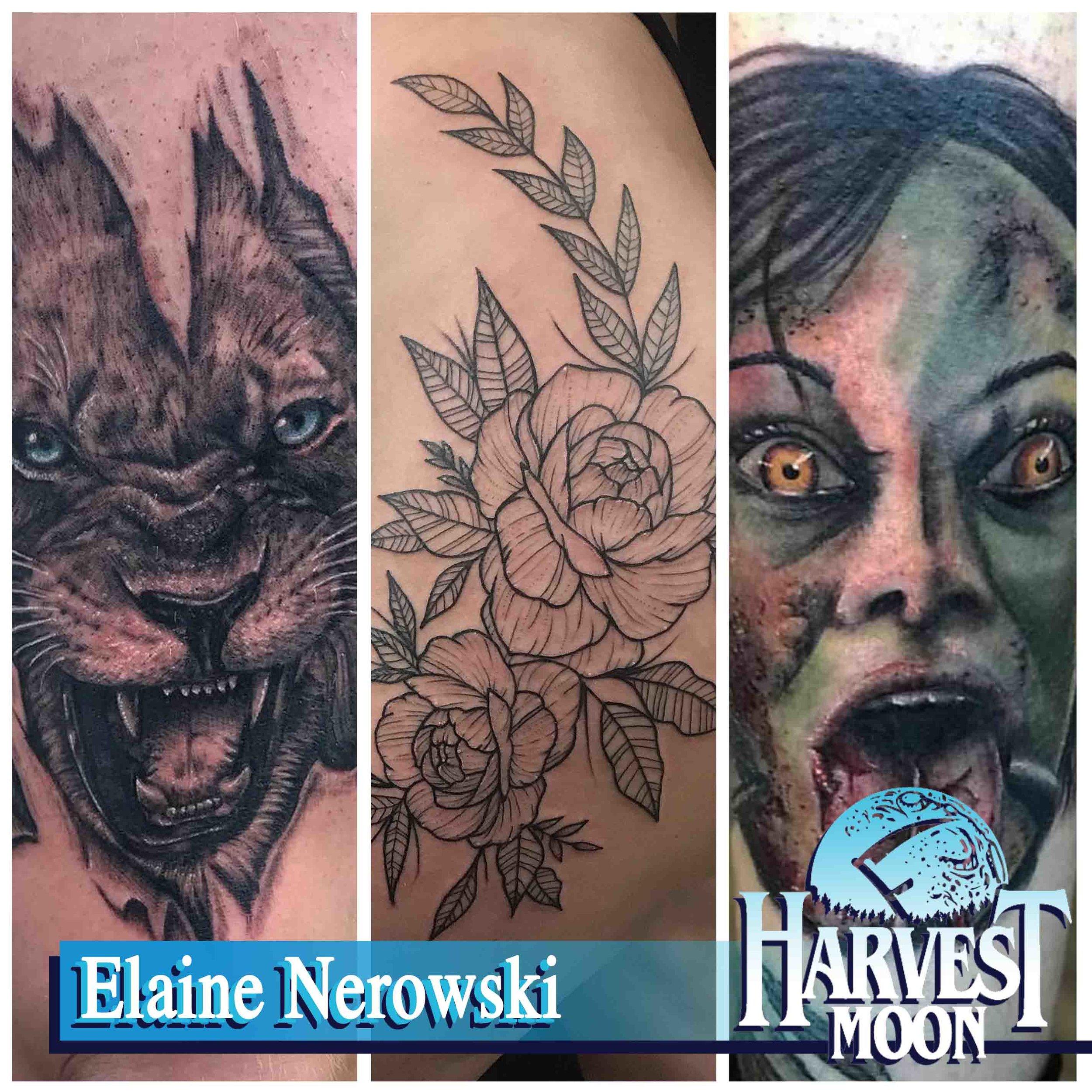 Grand Blvd Tattoo Co.  Detroit, MI
