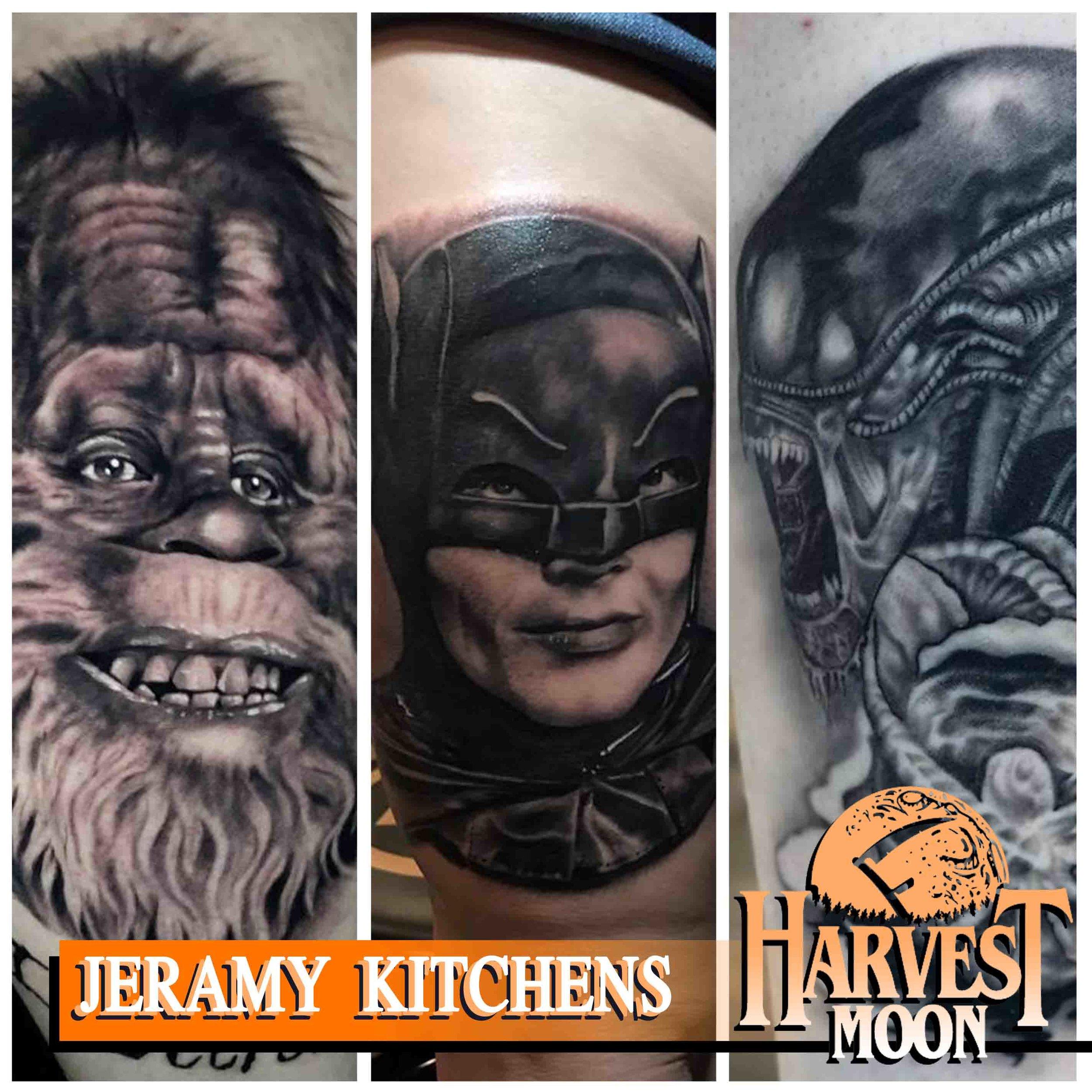 Sleepy Hollow Tattoos Fort Worth, TX