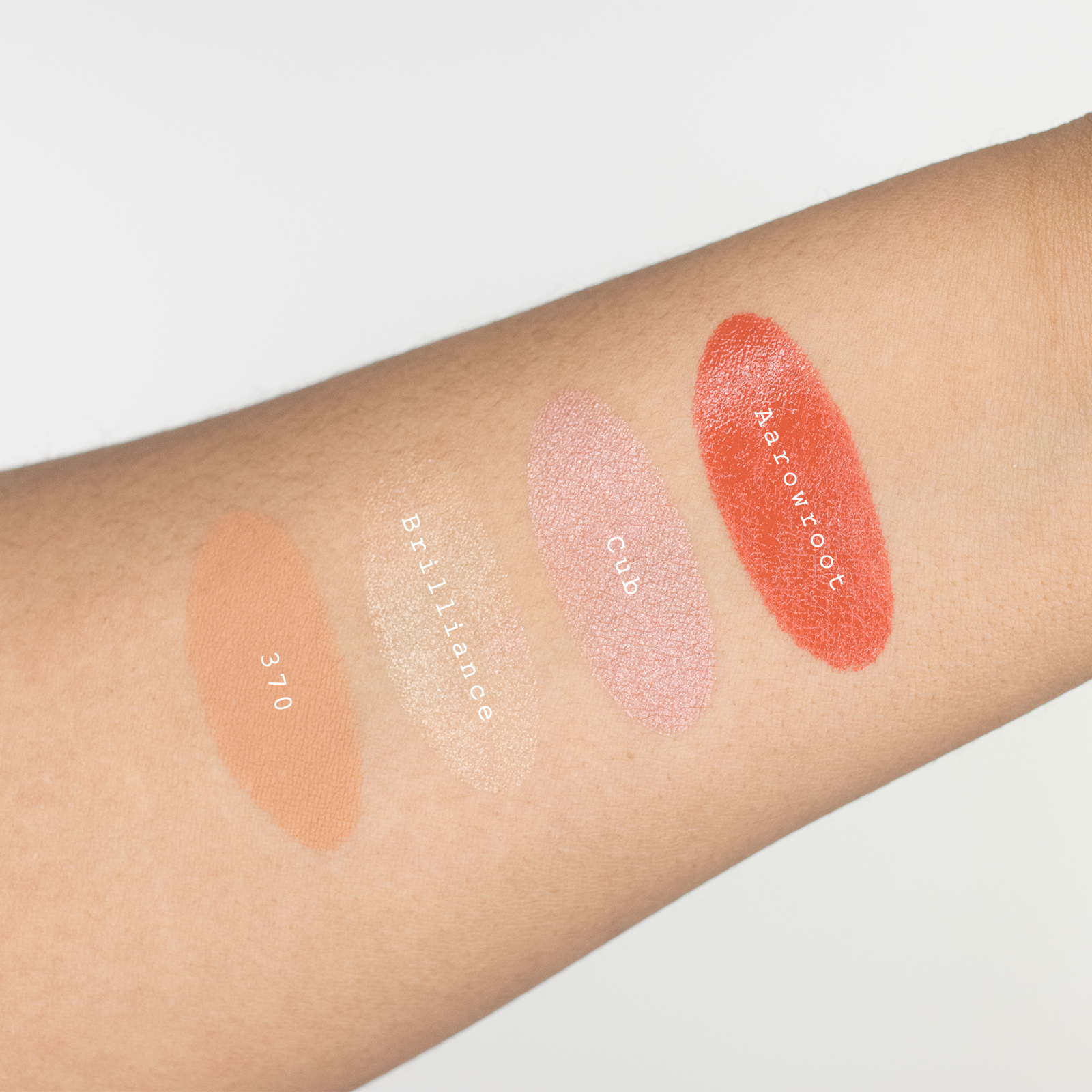 New Spring Makeup Swatches
