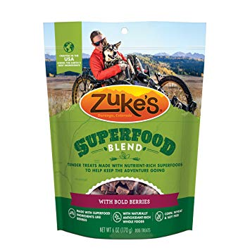 Zukes Super Food Blend with Bold Berries