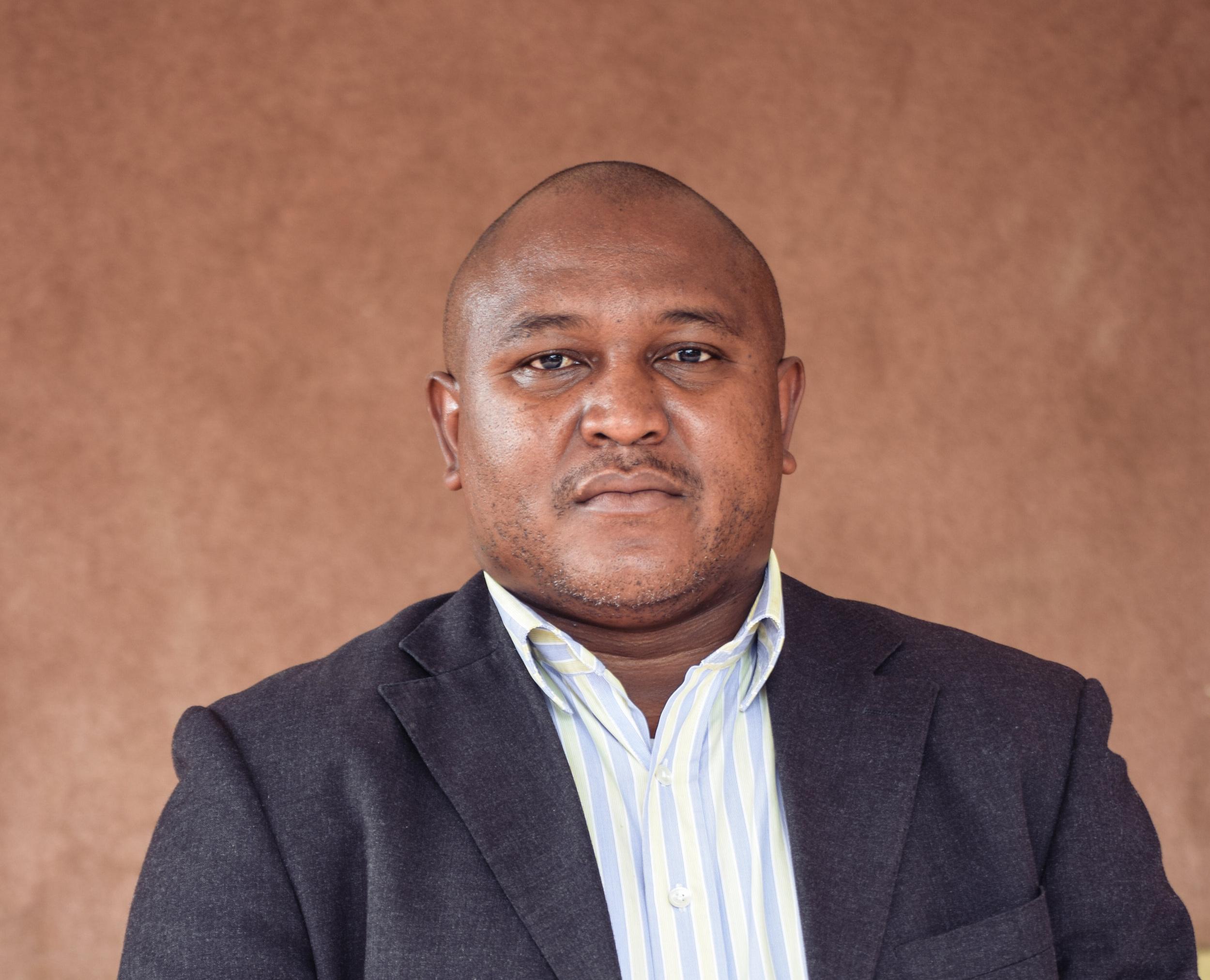 Jojo Chimbila,  Senior Internal Auditor