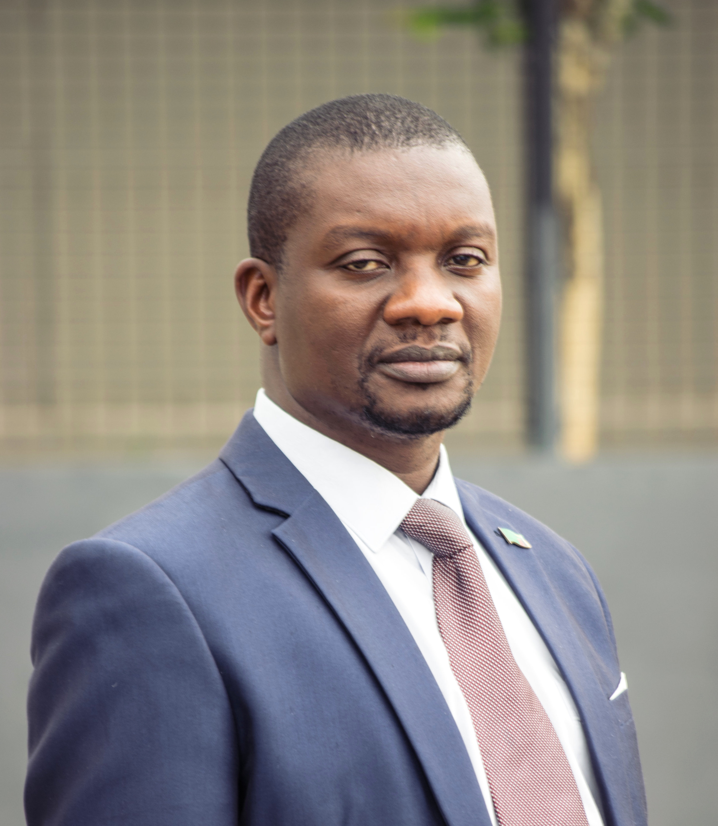 Captain (Dr.) Victor Chalwe,  Deputy Director, Research Regulation and Promotion