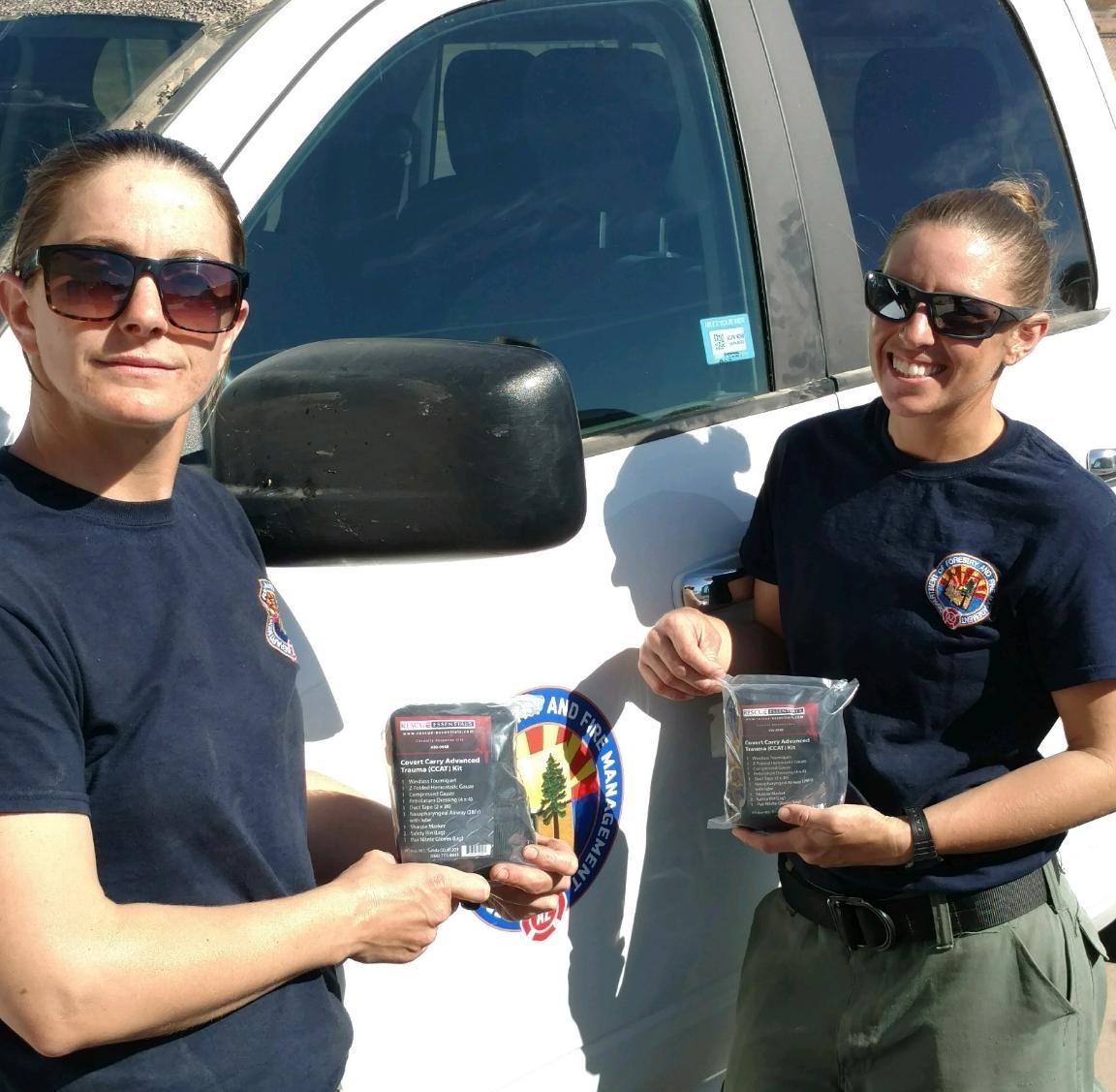 Phoenix Crew with Advanced Trauma Kits