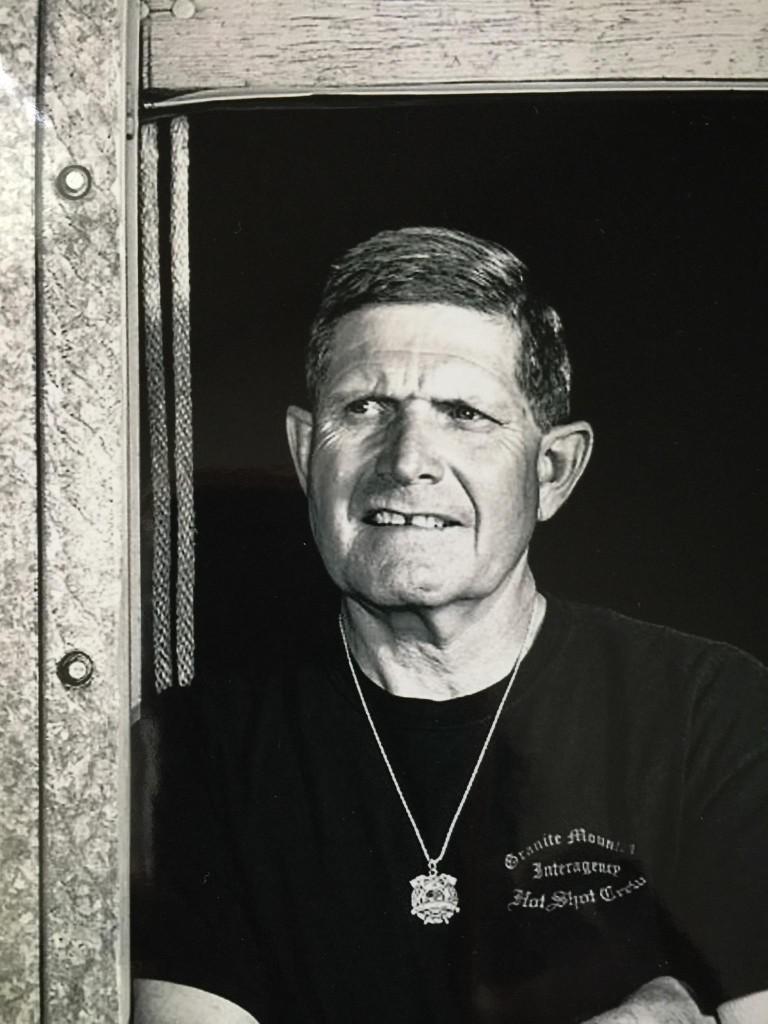 Former Prescott Fire Chief, and WFGI Board Director Darrell Willis