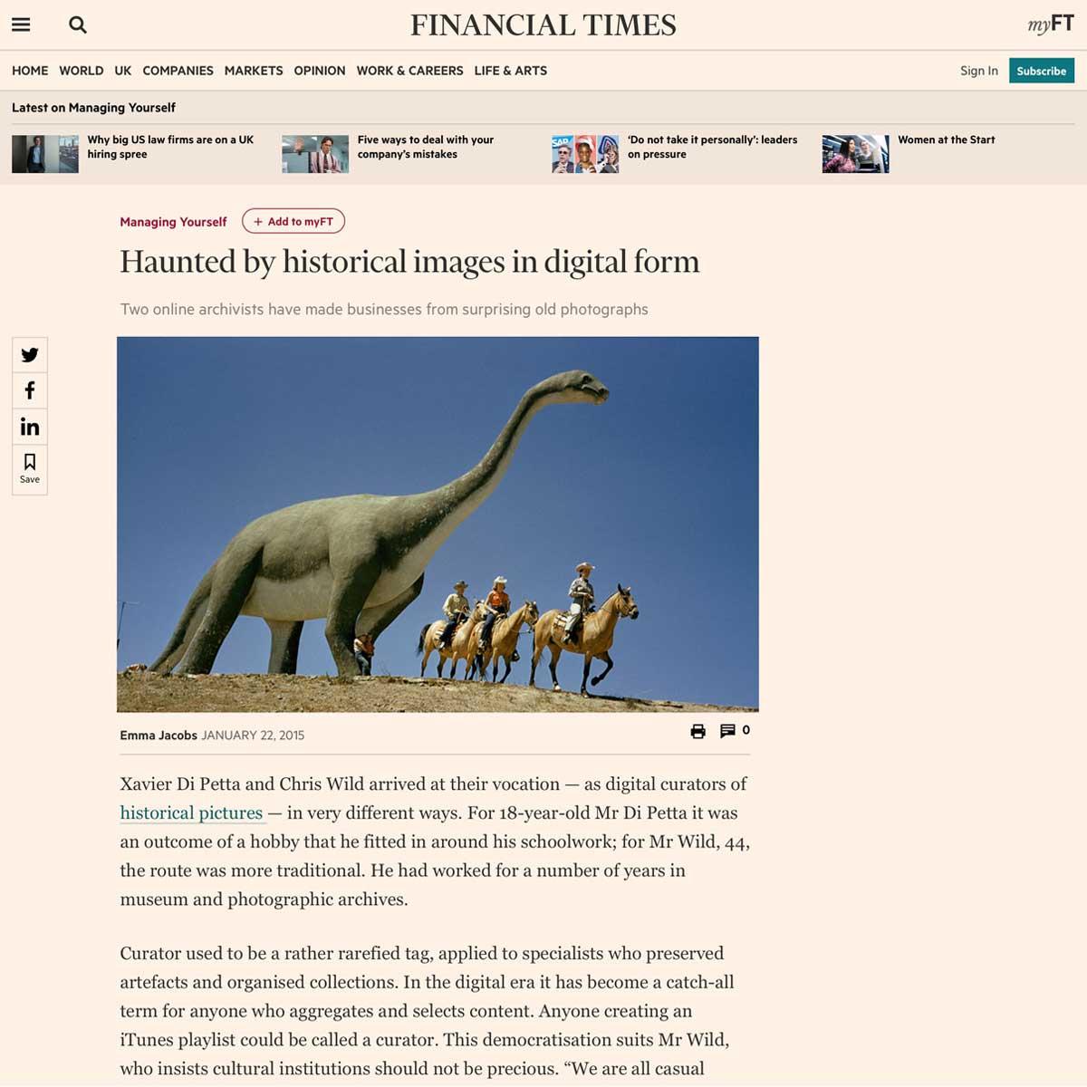 FINANCIAL TIMES - 2015
