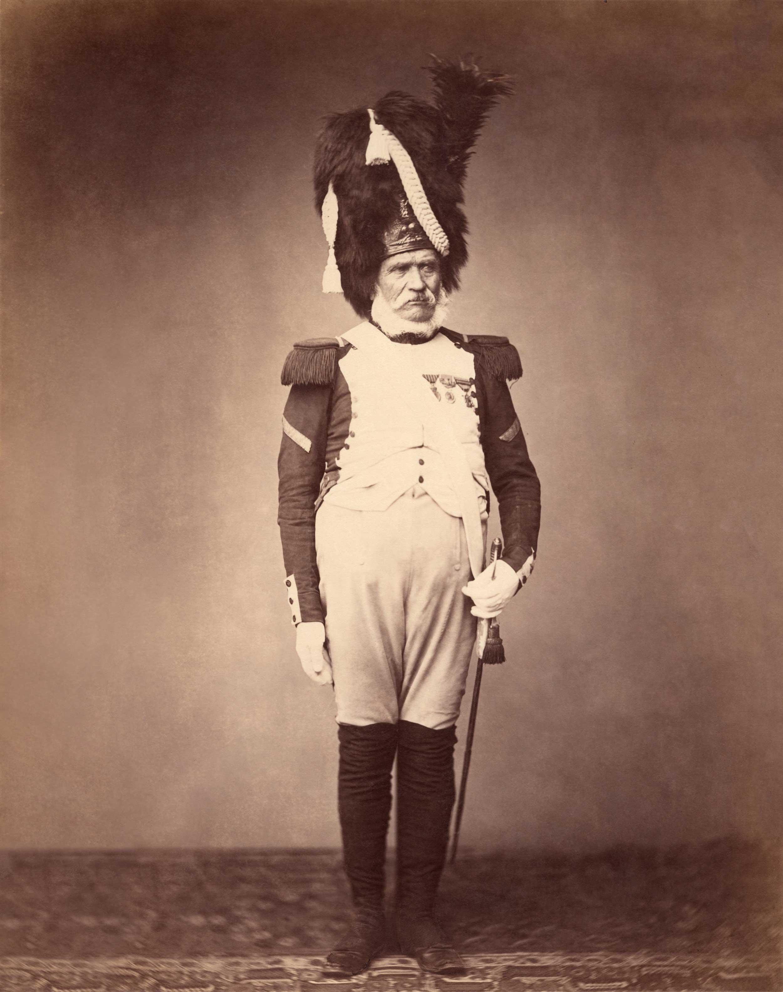 Grenadier Burg, 24th Regiment of the Guard, 1815