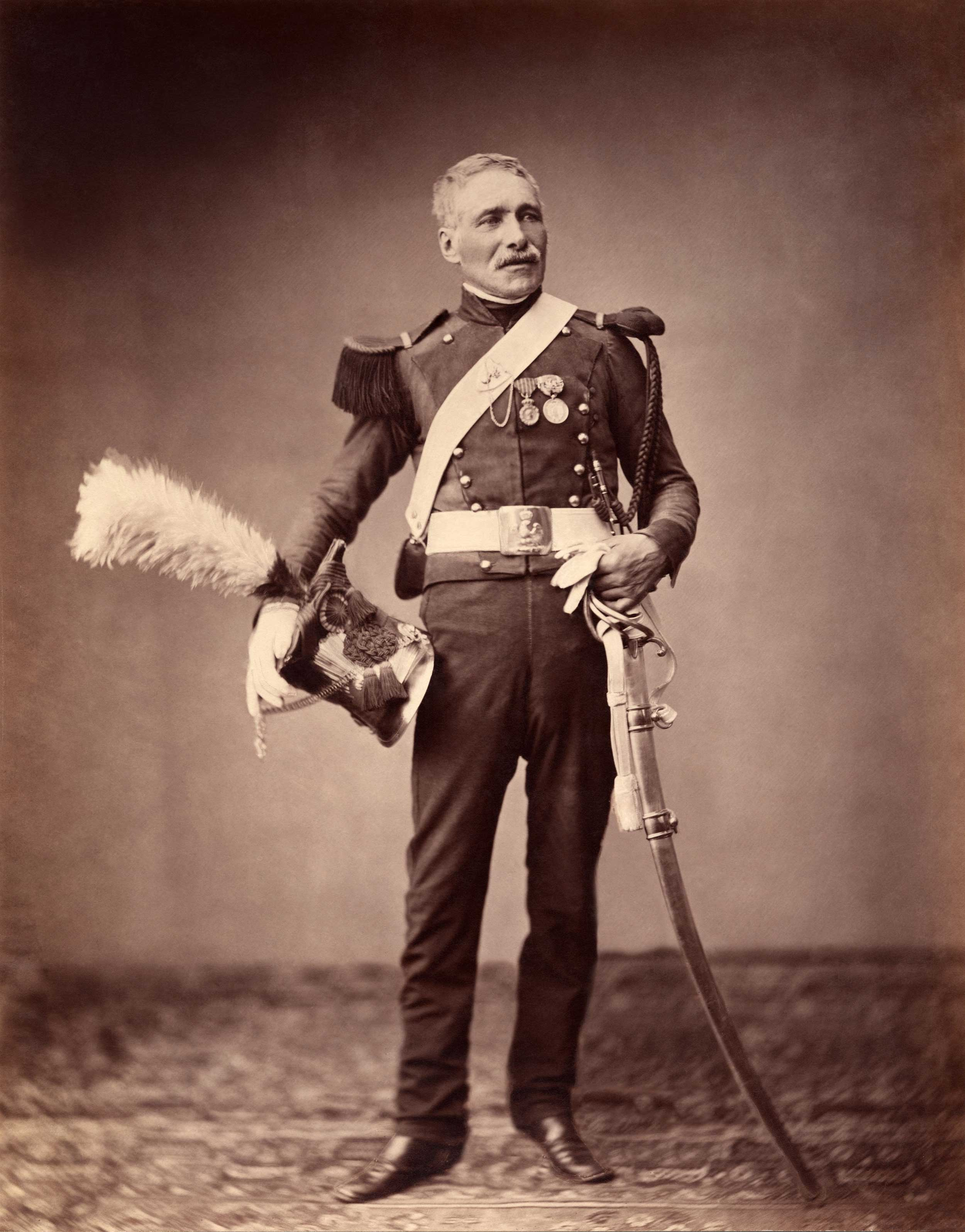 Monsieur Dreuse of 2nd Light Horse Lancers of the Guard, c. 1813-14