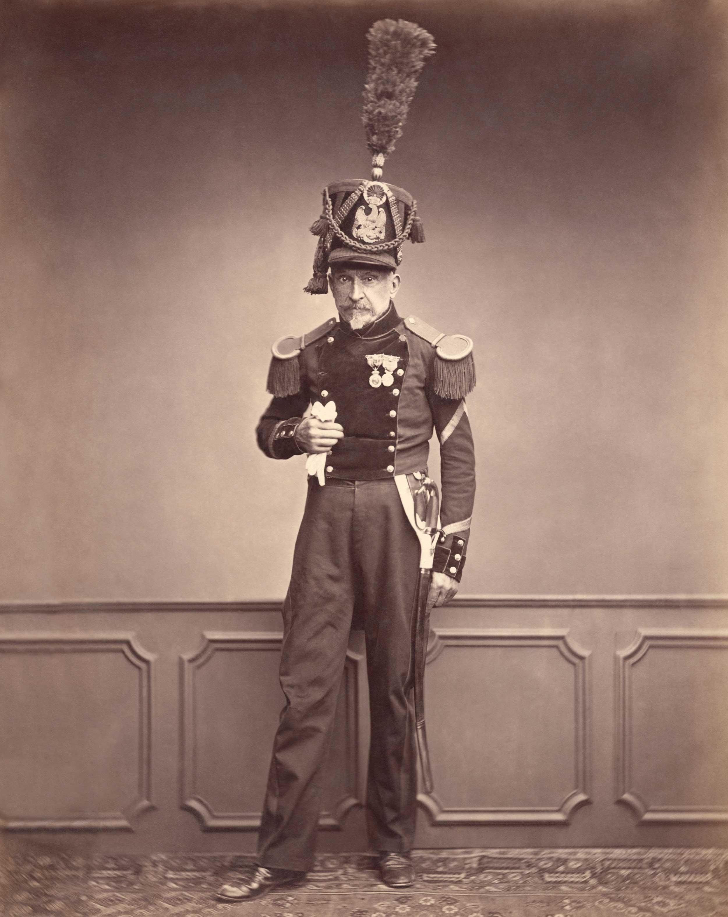 Monsieur Lefebre, Sergeant 2nd Regiment of Engineers, 1815
