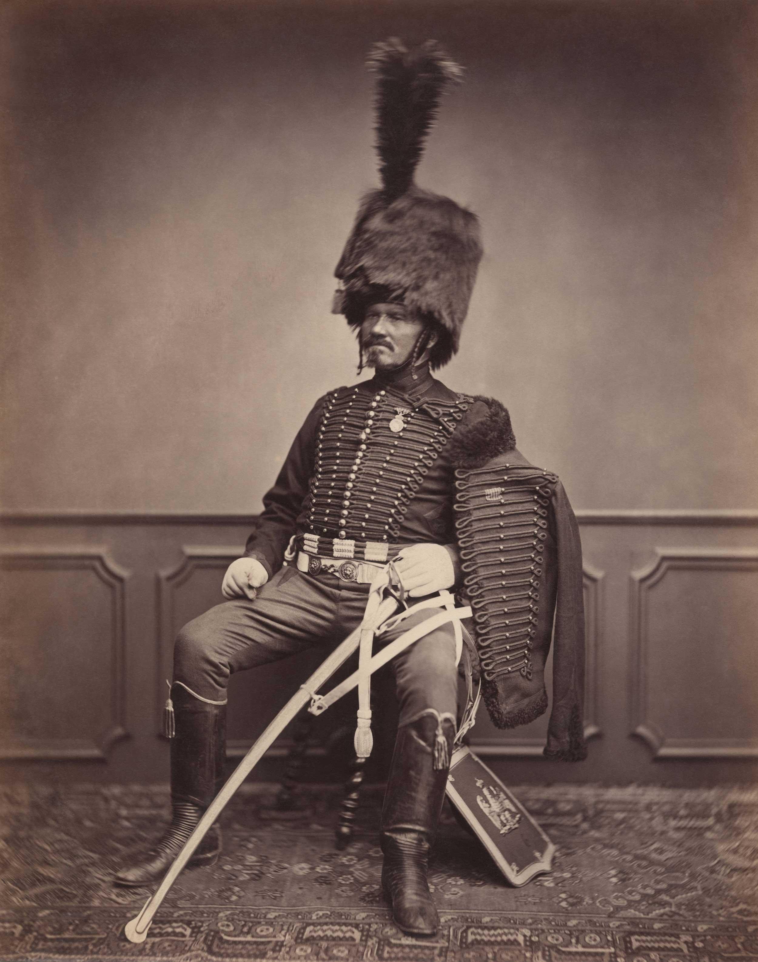 Monsieur Moret, 2nd Regiment, 1814-15