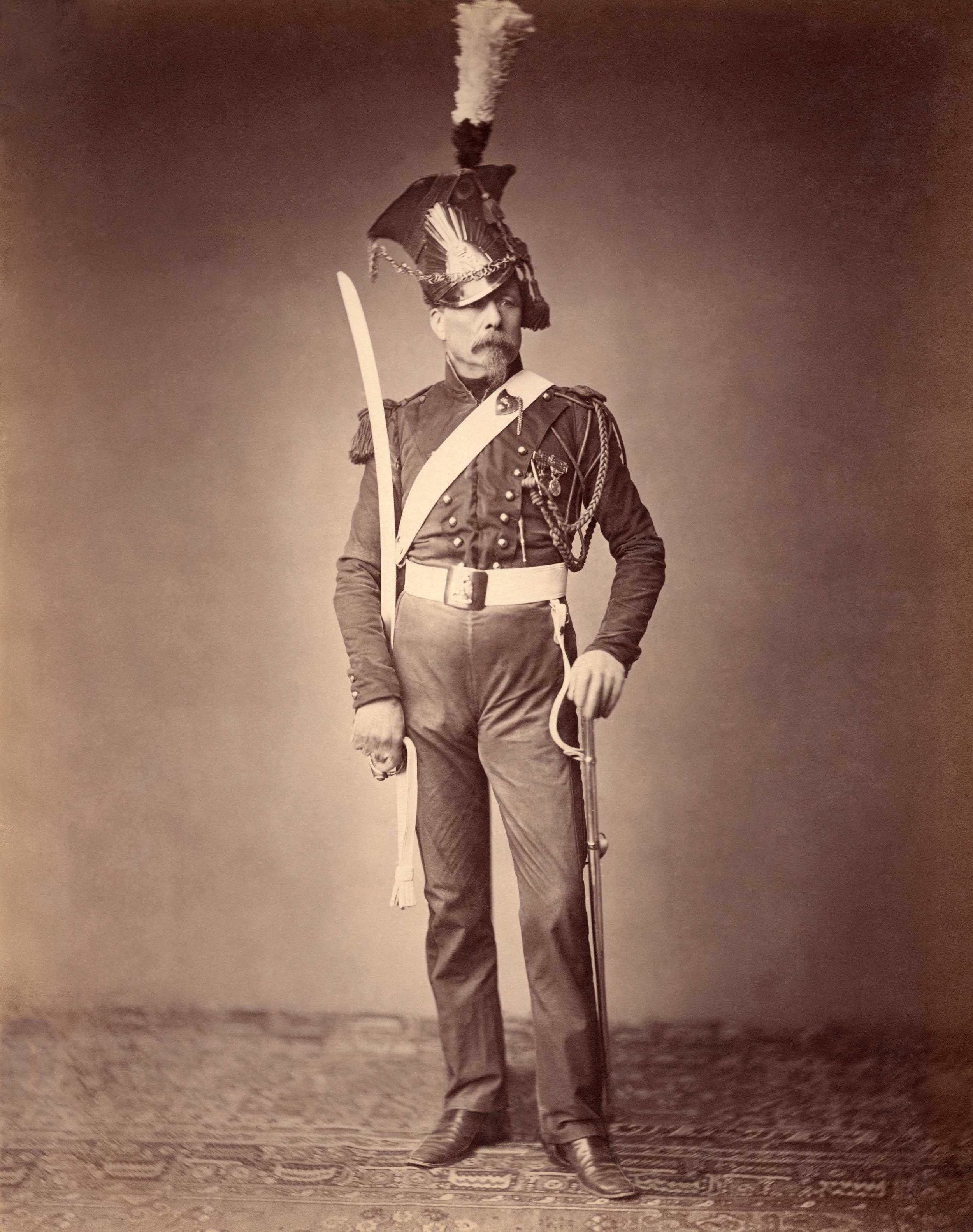 Monsieur Verlinde –2nd Guard Lancers 1815 or Trooper/ Lancer 2nd Chevau-legers-Lanciers de la Garde Imperiale