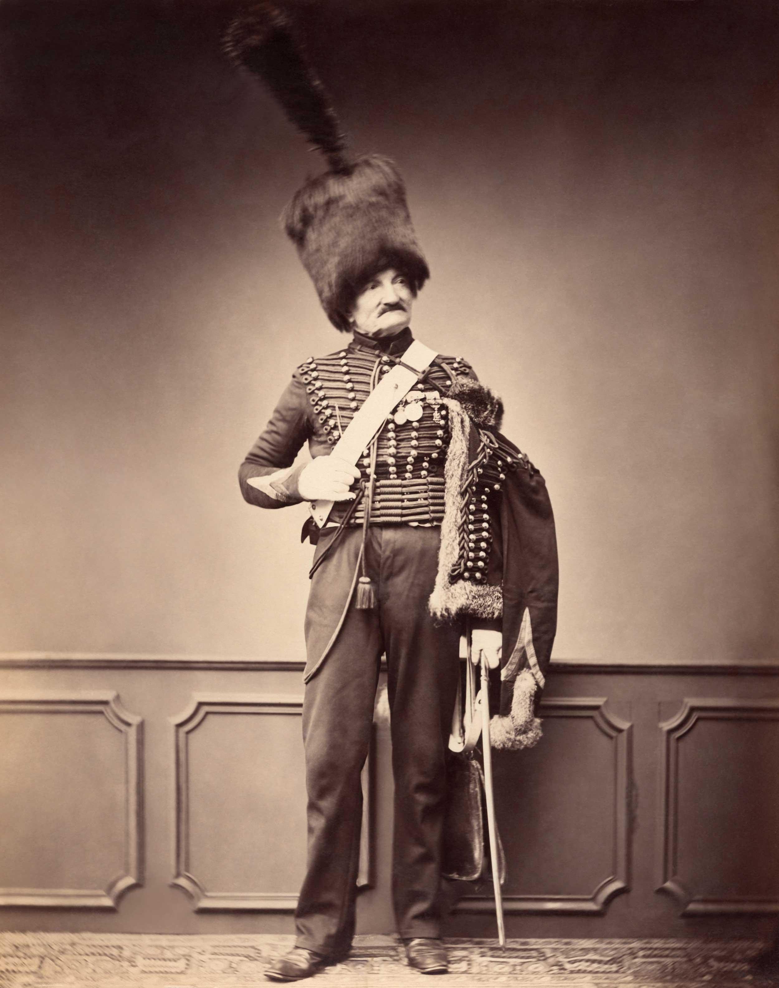 Monsieur Maire, 7th Hussars, c. 1809-15