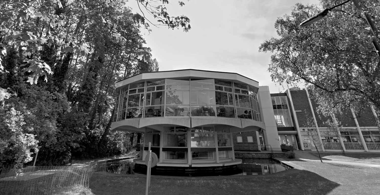 THE ROTUNDA - Winchester School of Art. Architect: H. Benson Ansell