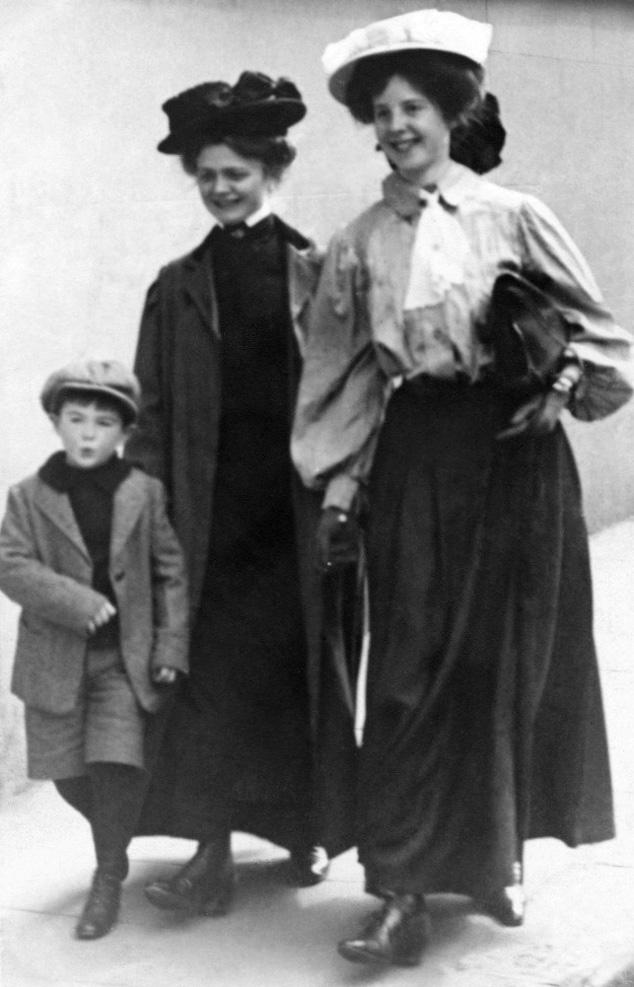 Fri. May 10th, 1907: St. Albans Road